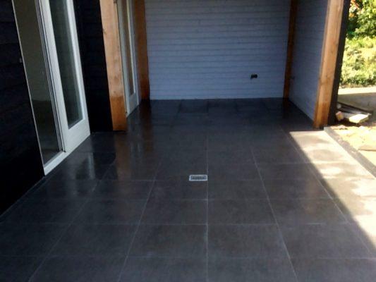 Makajo | Stratenmakers | Aanleg terrasvloer | Heesselt